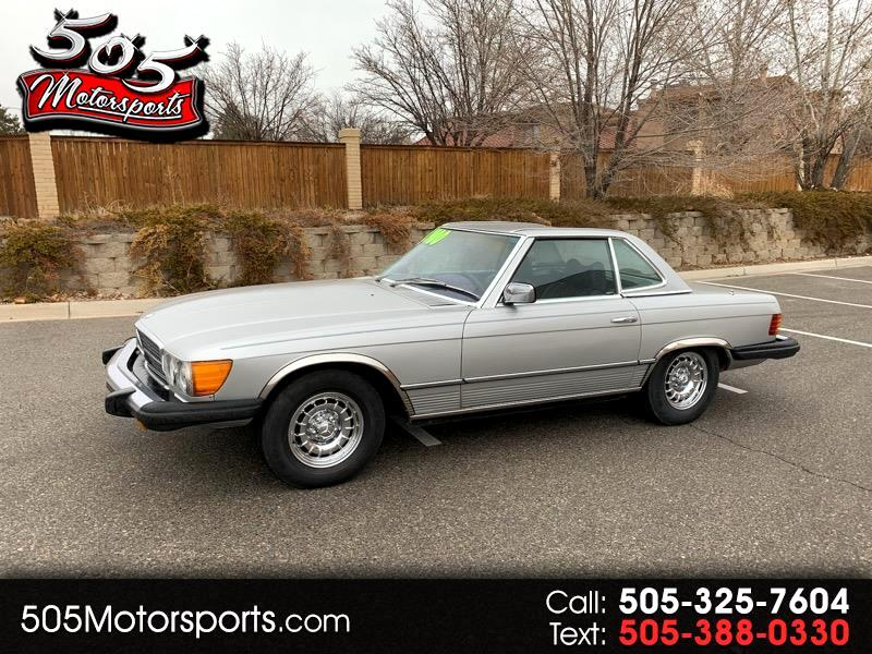 Mercedes-Benz 450 SL  1977