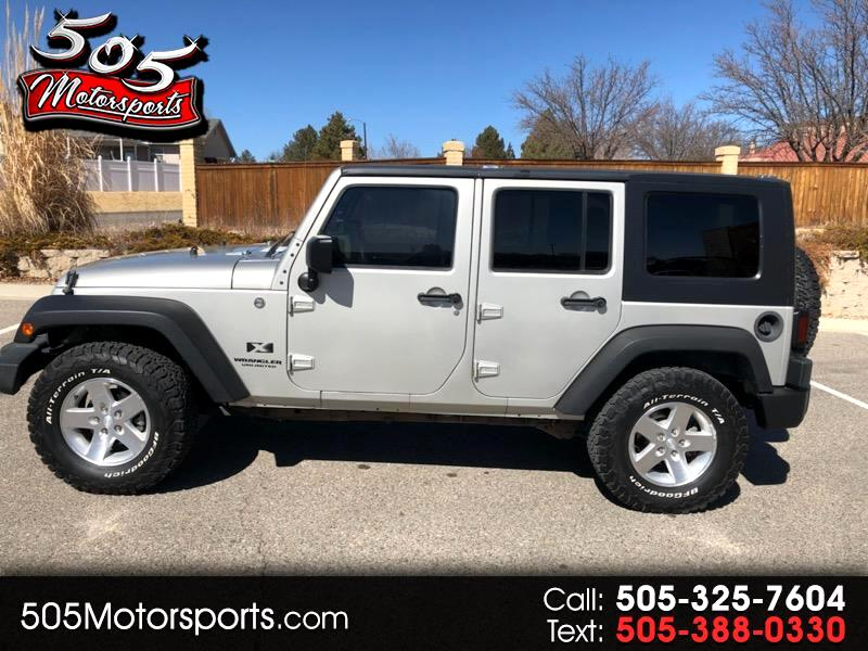 Jeep Wrangler JK Unlimited  2007