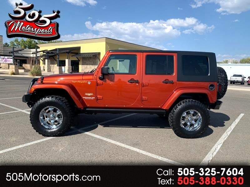 Jeep Wrangler Unlimited Sahara 4WD 2009