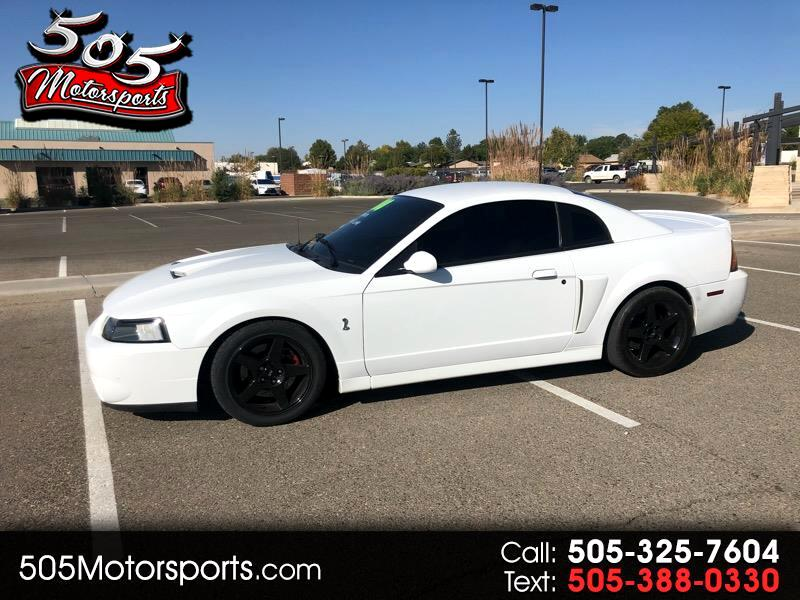 Ford Mustang SVT Cobra Coupe 2003