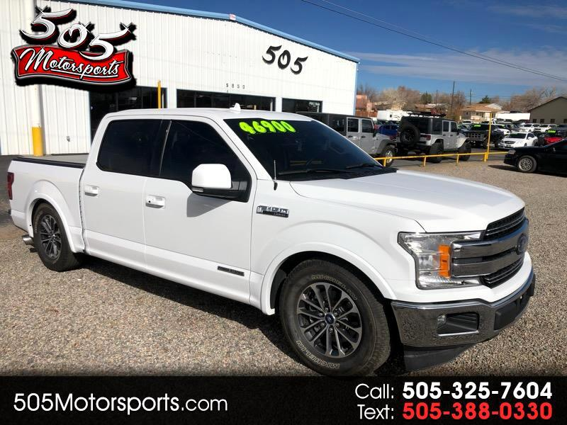 Ford F-150 Lariat SuperCrew 5.5-ft. Bed 2WD 2018