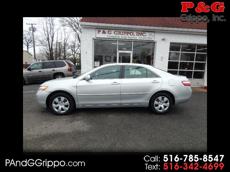2007 Toyota Camry LE 5-Spd AT