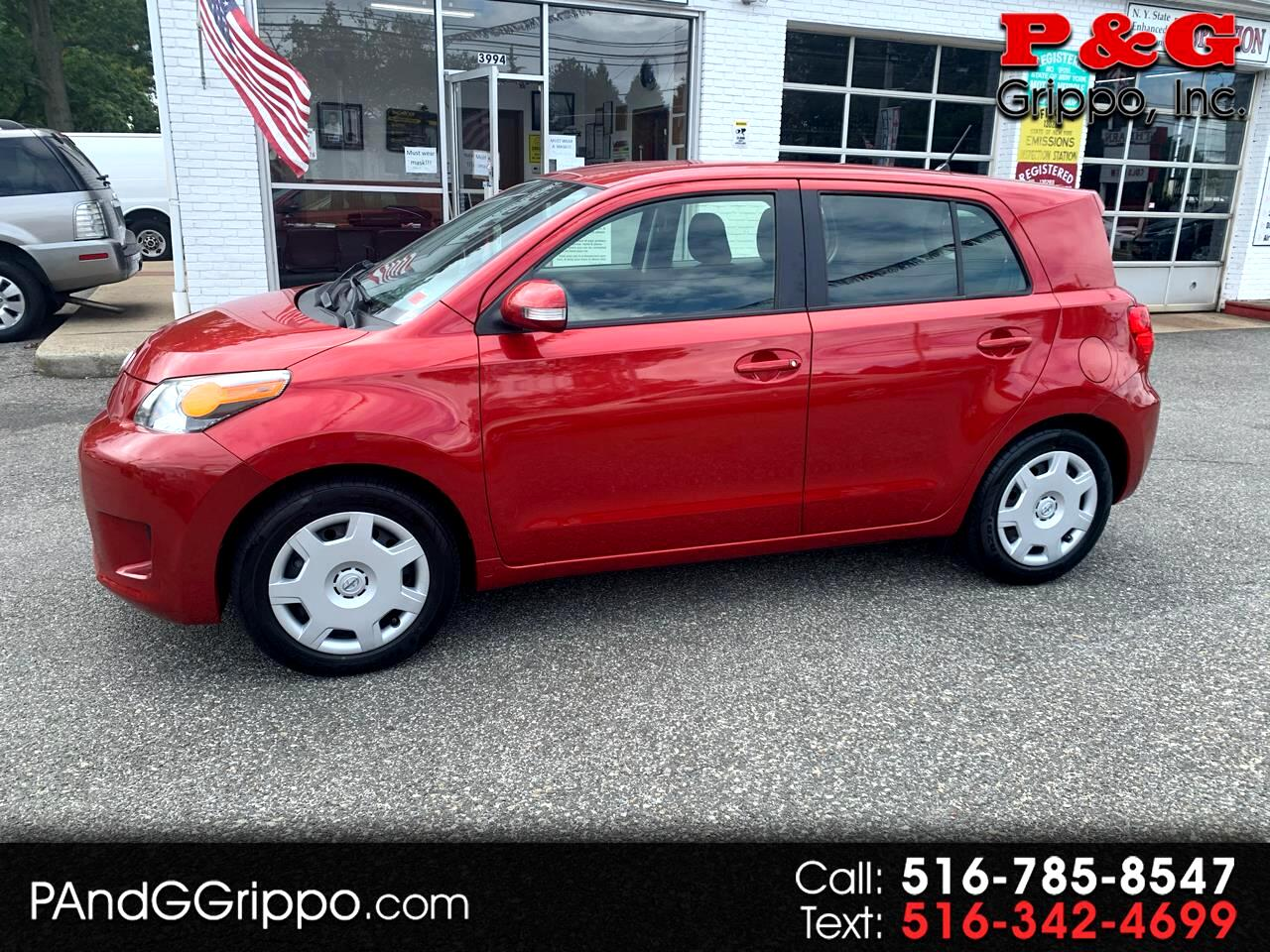 Scion xD 5dr HB Auto 10 Series (Natl) 2013