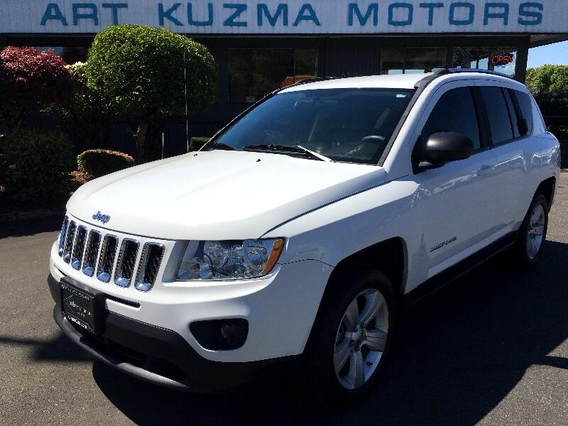 2012 Jeep Compass Sport 4WD SUV