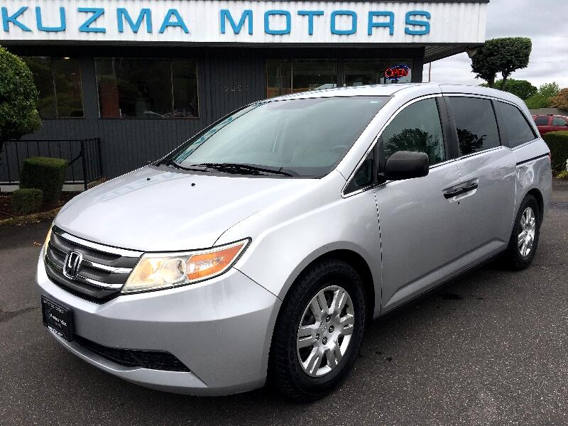 2012 Honda Odyssey LX 7 Pass. Mini-Van
