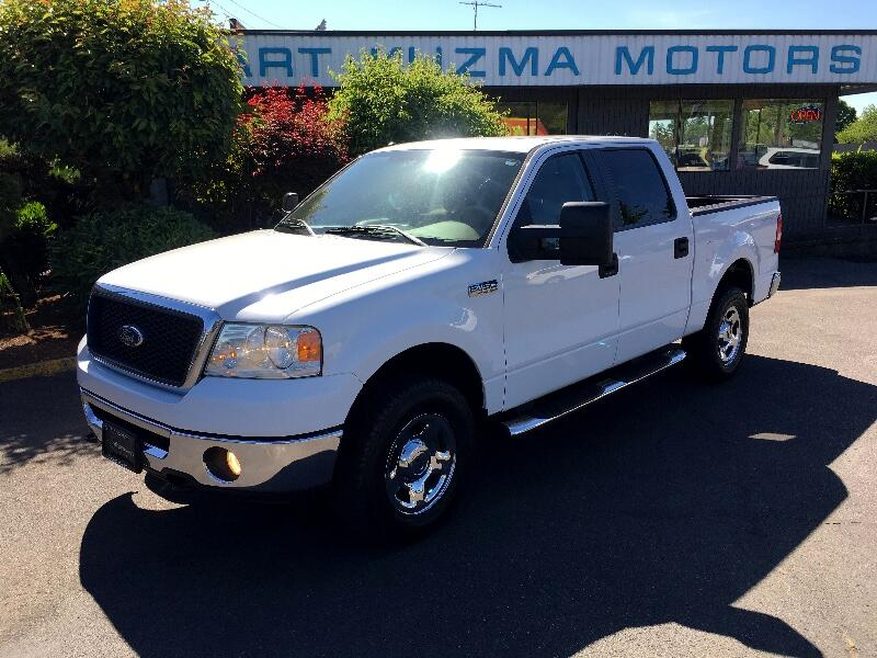 2008 Ford F-150 SuperCrew XLT 4WD P.U.