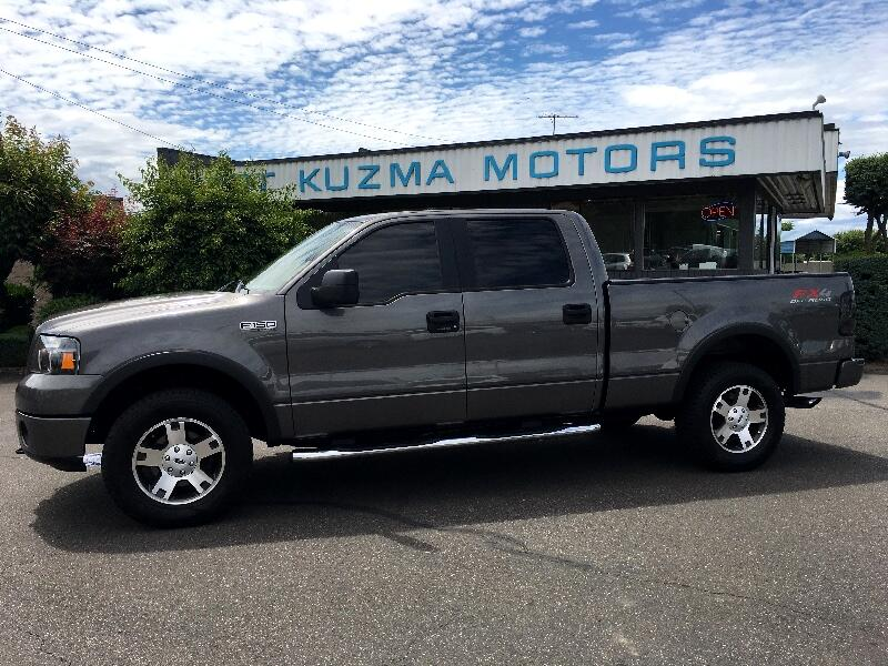 2007 Ford F-150 FX4 Off Road 4WD SuperCrew P.U.