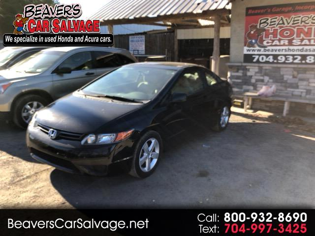 2006 Honda Civic 2dr Cpe EX Manual