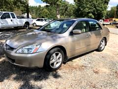 2004 Honda Accord Sdn