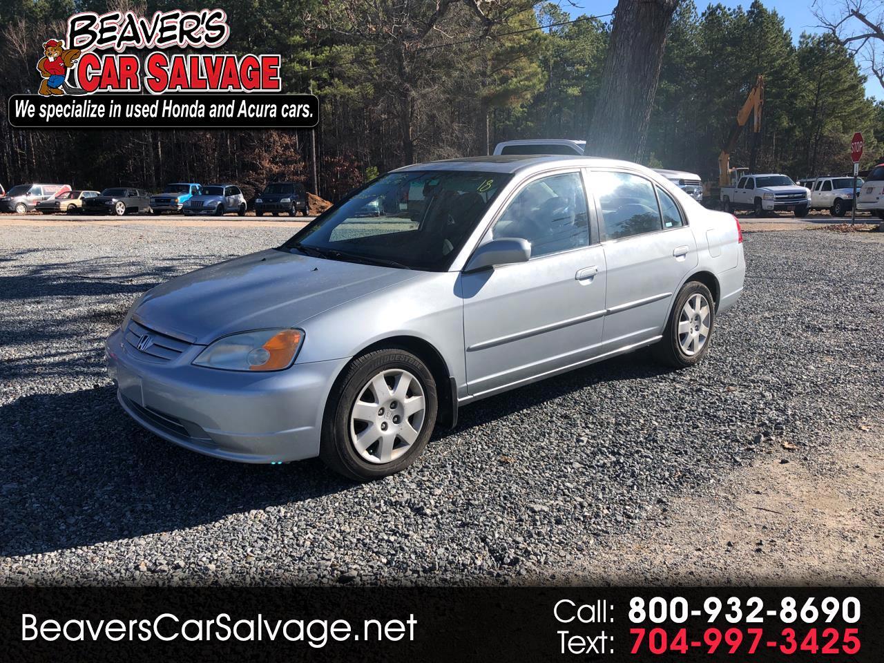 Honda Civic Sedan  2001