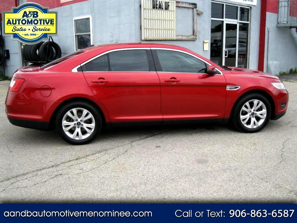 2011 Ford Taurus 4dr Sdn SEL FWD