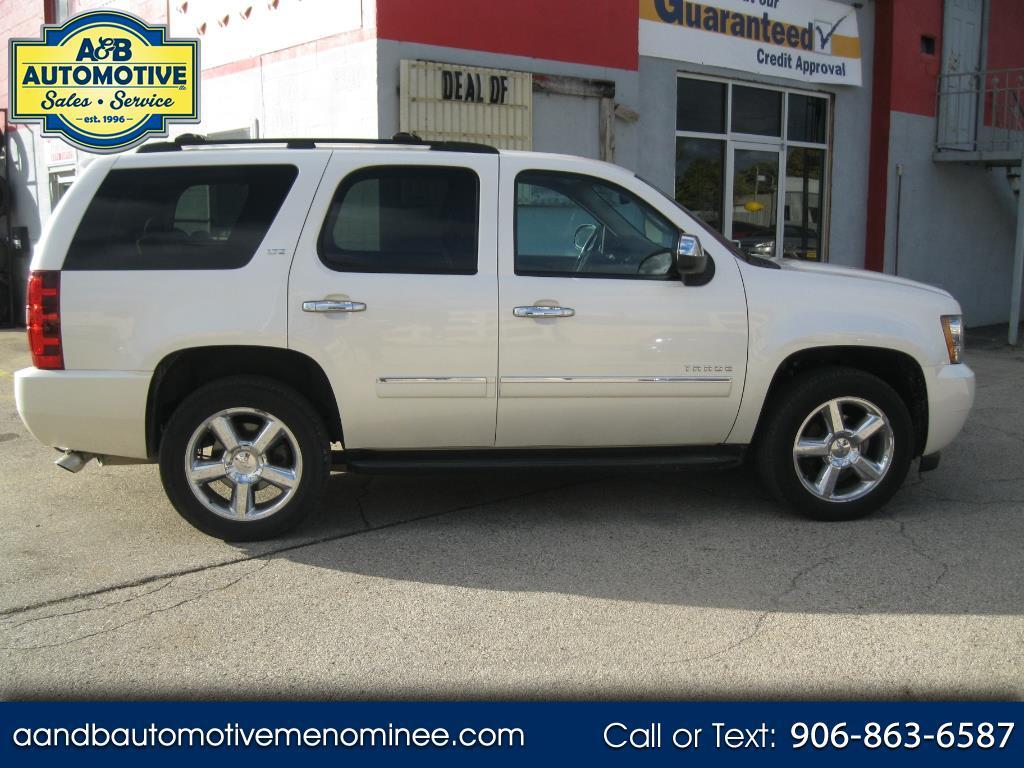 2012 Chevrolet Tahoe 4WD 4dr 1500 LTZ