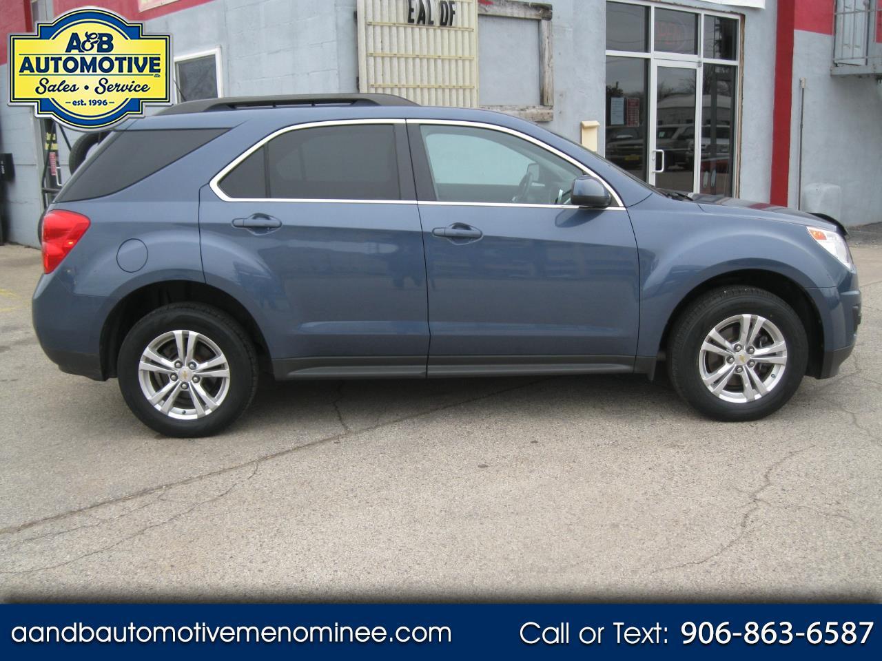 2011 Chevrolet Equinox AWD 4dr LT w/1LT