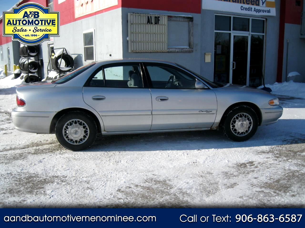 2002 Buick Century 4dr Sdn Custom