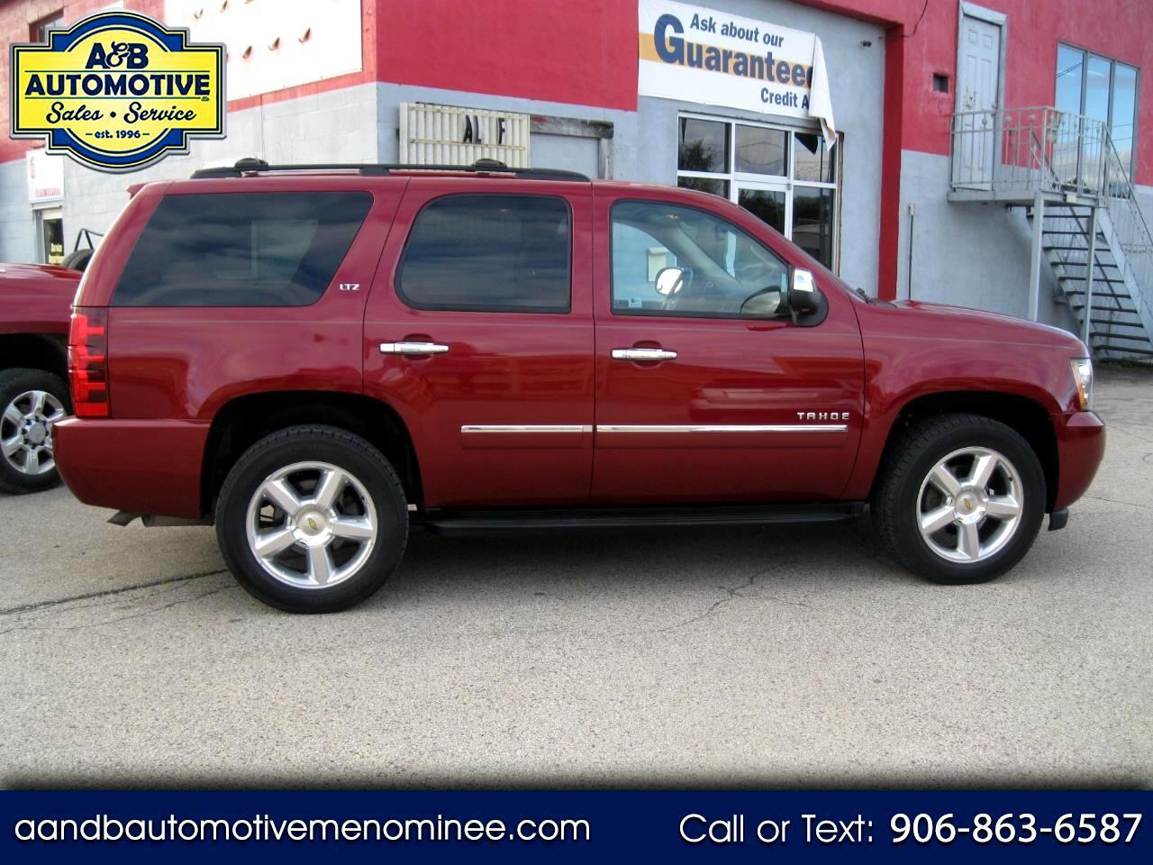 2010 Chevrolet Tahoe 4WD 4dr 1500 LTZ