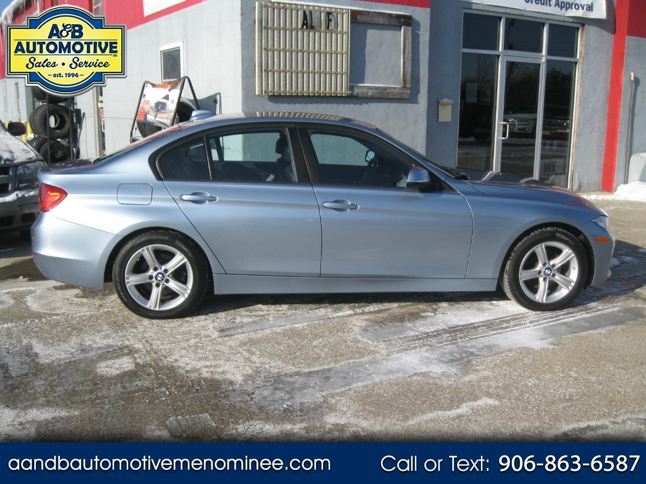 2013 BMW 3 Series 4dr Sdn 328i xDrive AWD SULEV