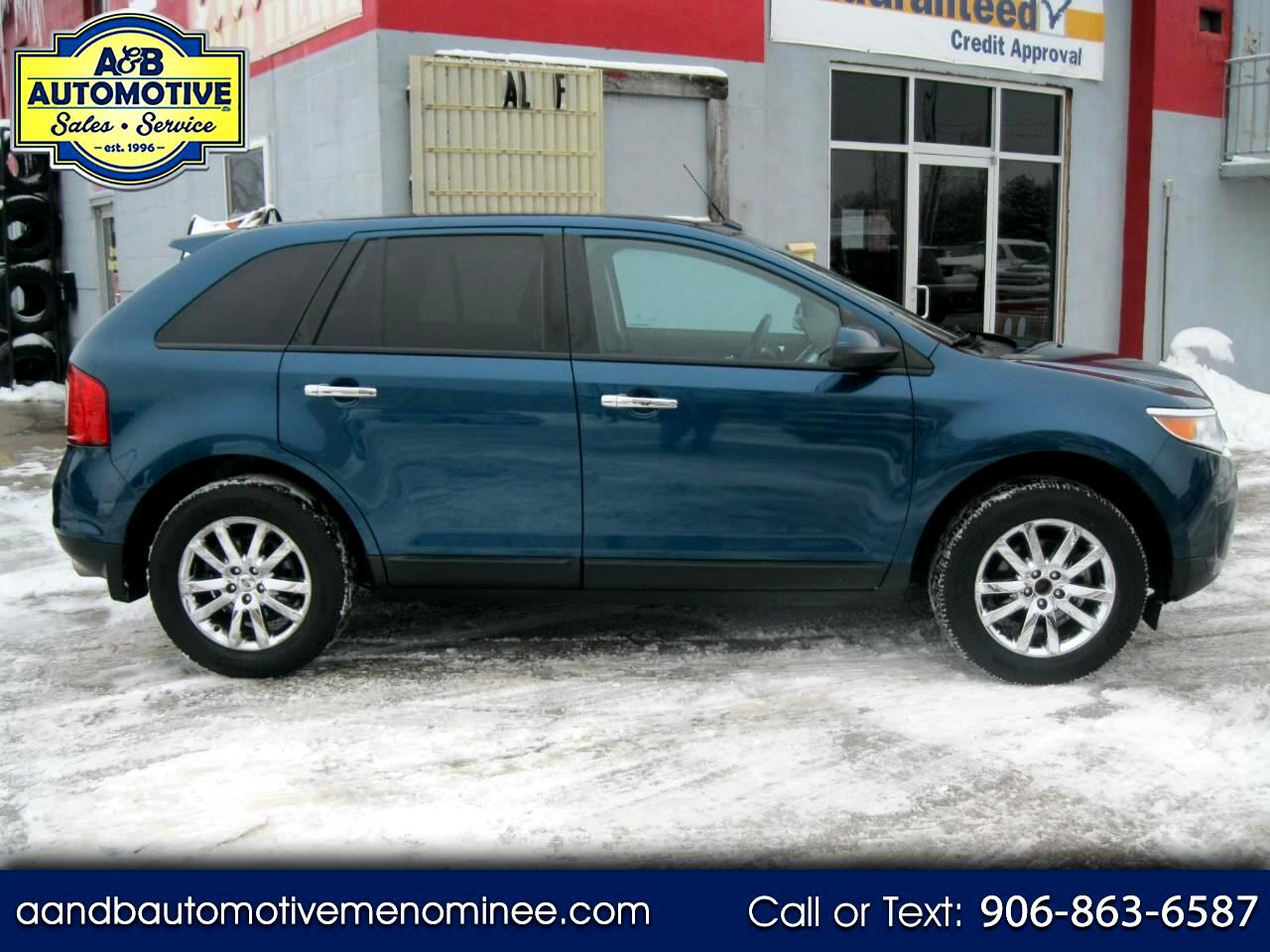 2011 Ford Edge 4dr SEL FWD