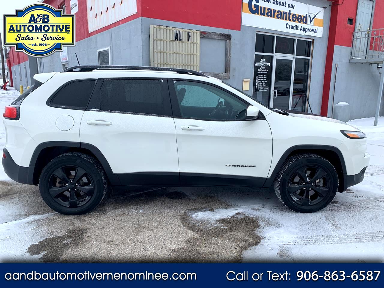 Jeep Cherokee Limited 4x4 2018