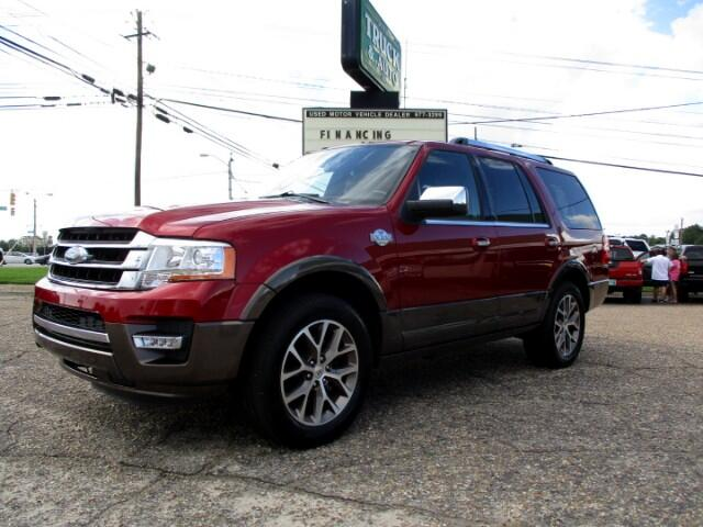 2017 Ford Expedition King Ranch 2WD