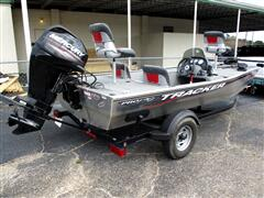 2016 Tracker Bass Pro Team 170 TX