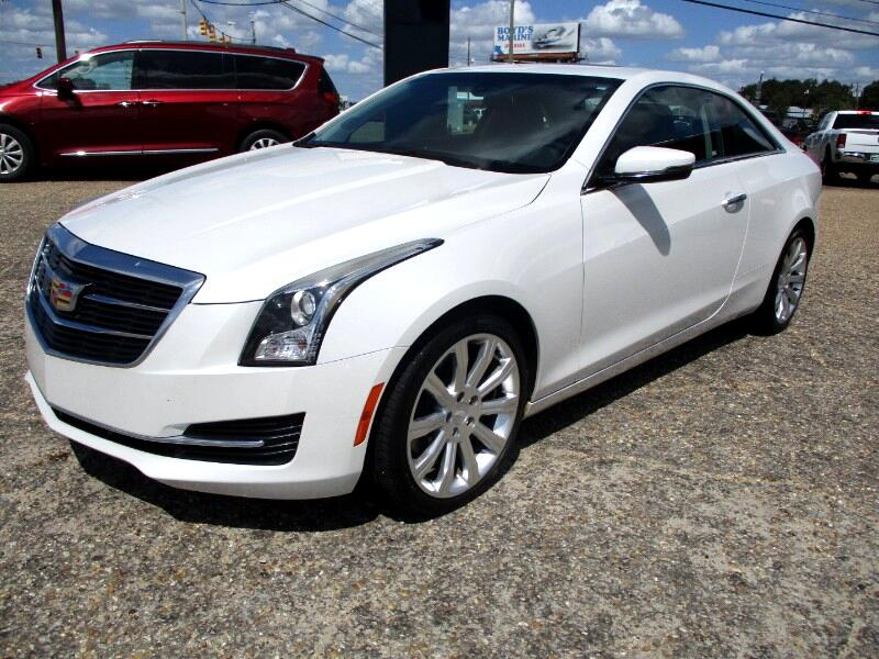 2015 Cadillac ATS Coupe 2.0L Turbo Standard RWD