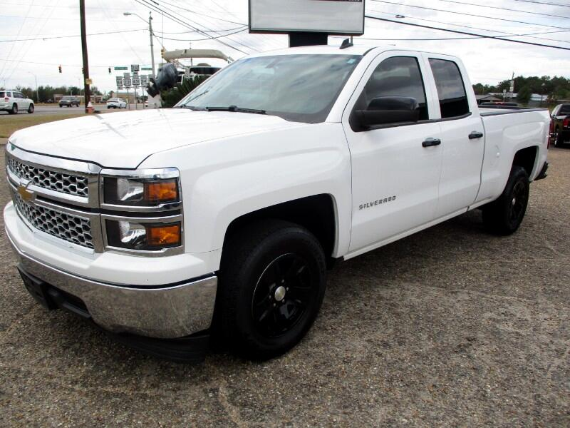 "2014 Chevrolet Silverado 1500 2WD Ext Cab 134.0"" LT w/1LT"