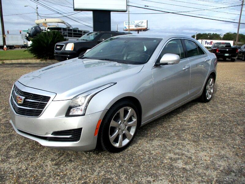 Cadillac ATS 2.0L Luxury RWD 2016
