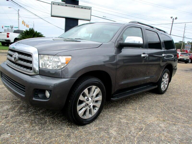 Toyota Sequoia Limited 4WD FFV 2015