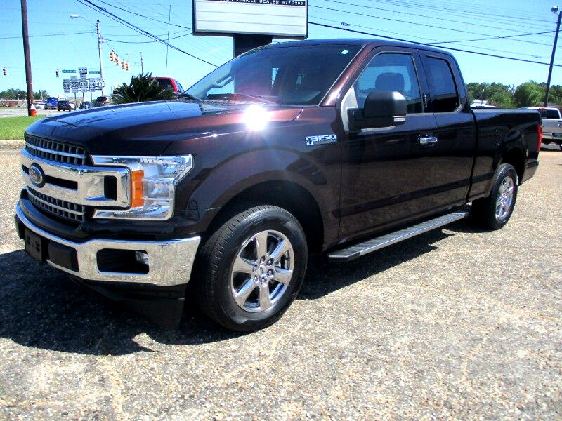 Ford F-150 XLT SuperCab 8-ft. 2WD 2018