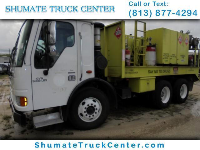 2003 Freightliner COE Condor Lube Truck