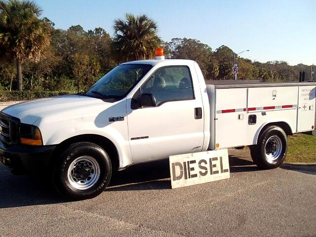 "1999 Ford F-250 Reg Cab 137"" XL"