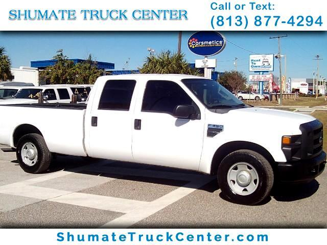 2008 Ford F-350 Crew Cab 2WD