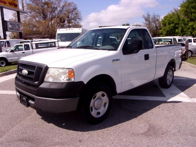 "2006 Ford F-150 Reg Cab 126"" XL"