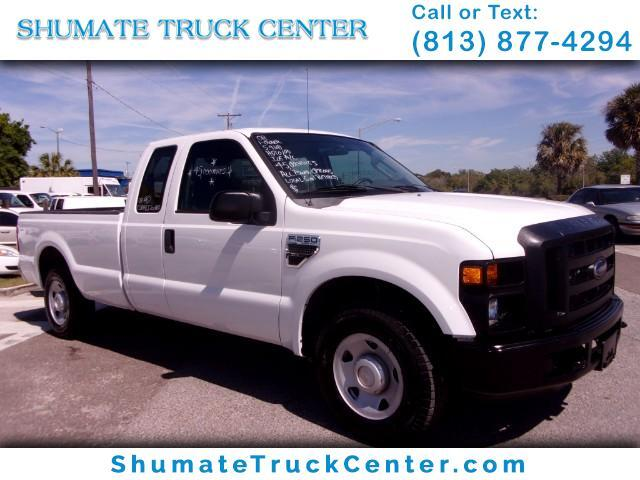 2008 Ford F-250 H.D. Quadcab Long bed