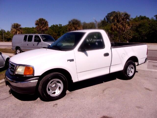 "2004 Ford F-150 Reg Cab 120"" XL"