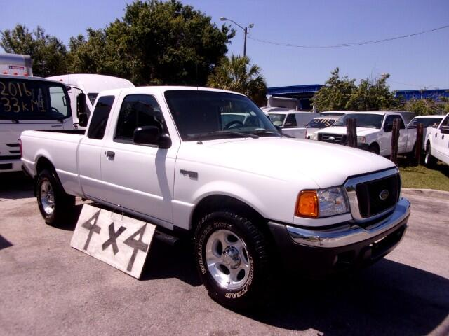 "Ford Ranger 4dr Supercab 126"" WB FX4 Off-Rd 4WD 2005"