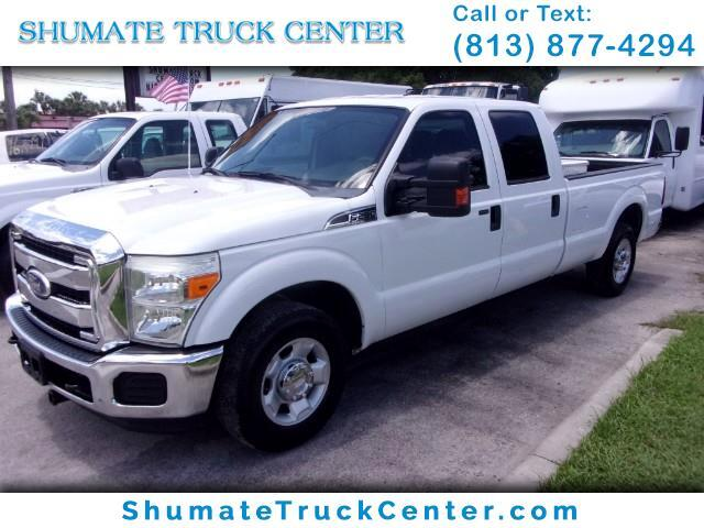 2011 Ford F-250 XLT Crewcab 8' Bed