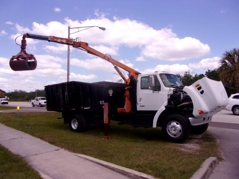 2000 Sterling LT7500 18' Body TL-3 Grapple