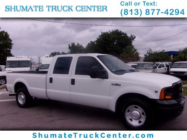 2007 Ford F-350 Crew Cab 8 FT. Bed