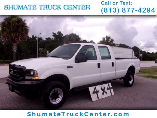 2003 Ford F-350 Crew Cab 4WD