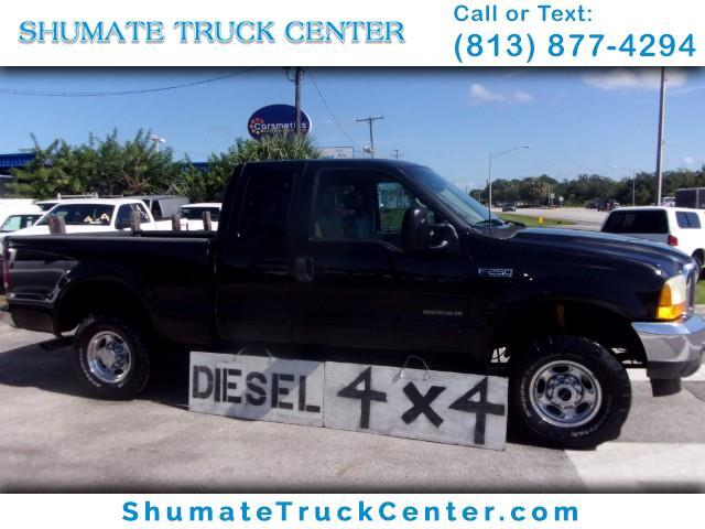 Used 2001 Ford F-250 Quadcab 7.3 Diesel 4x4 for Sale in ...