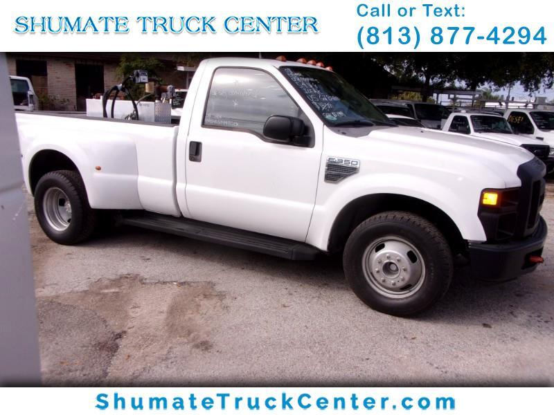 2008 Ford F-350 Reg Cab Dually 8' Pickup