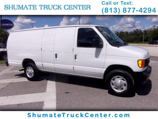 2007 Ford Econoline Cargo E-350 Super Duty Extended