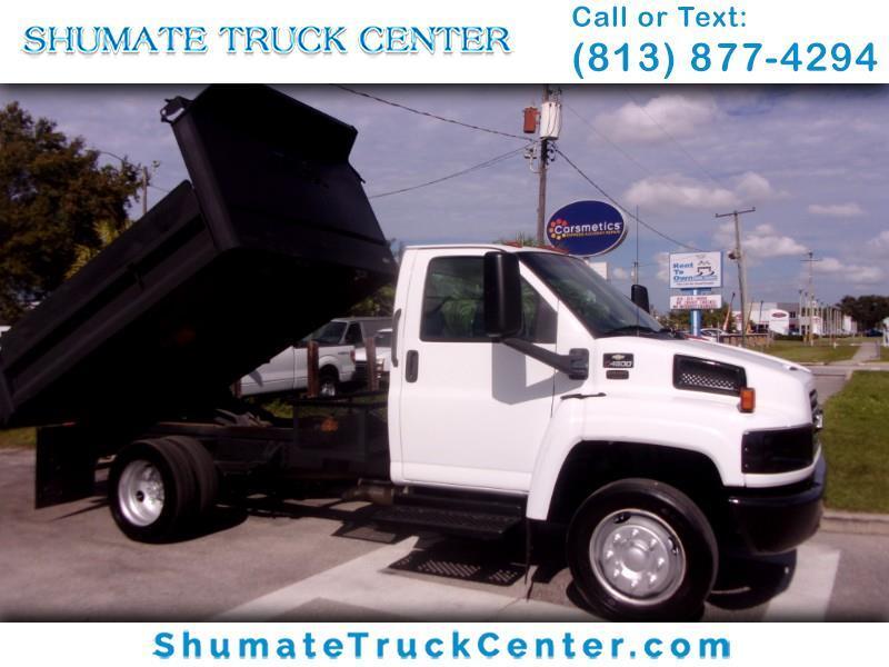 2003 Chevrolet C4500 Dump Truck 6.6 Diesel