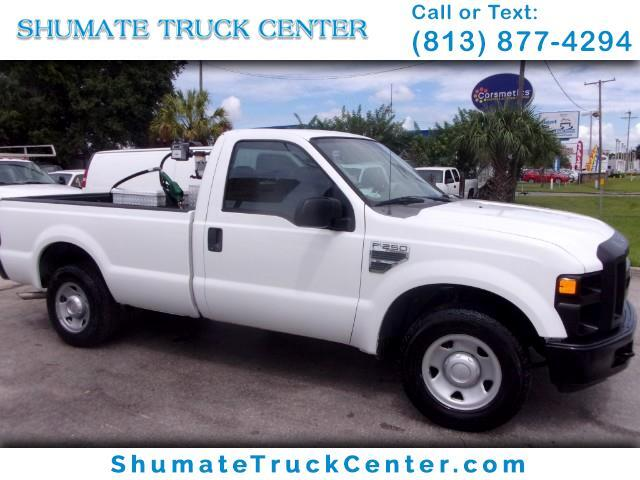 2008 Ford F-250 Reg Cab 8 Ft. Bed
