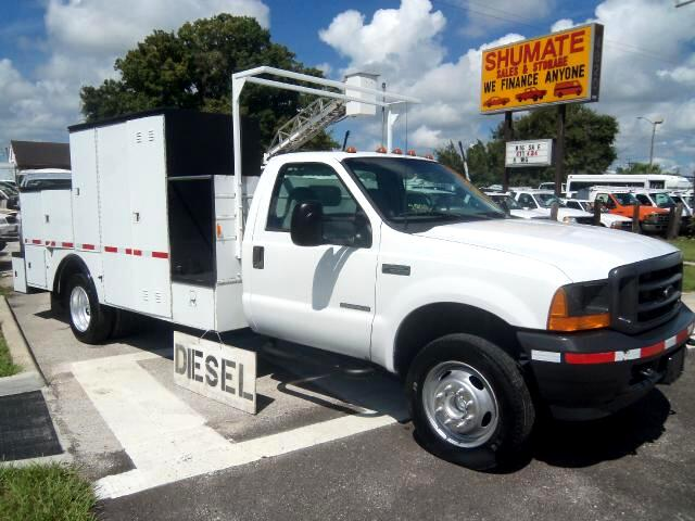 2001 Ford F-550 Regular Cab 2WD DRW