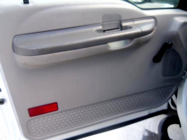 Ford F-550 Regular Cab 2WD DRW 2001