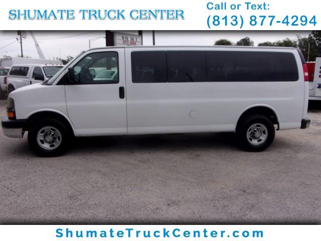 2011 Chevrolet Express 3500 Extended 15 Pass