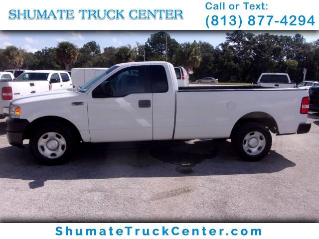 2005 Ford F-150 Reg Cab 8 Ft. Bed