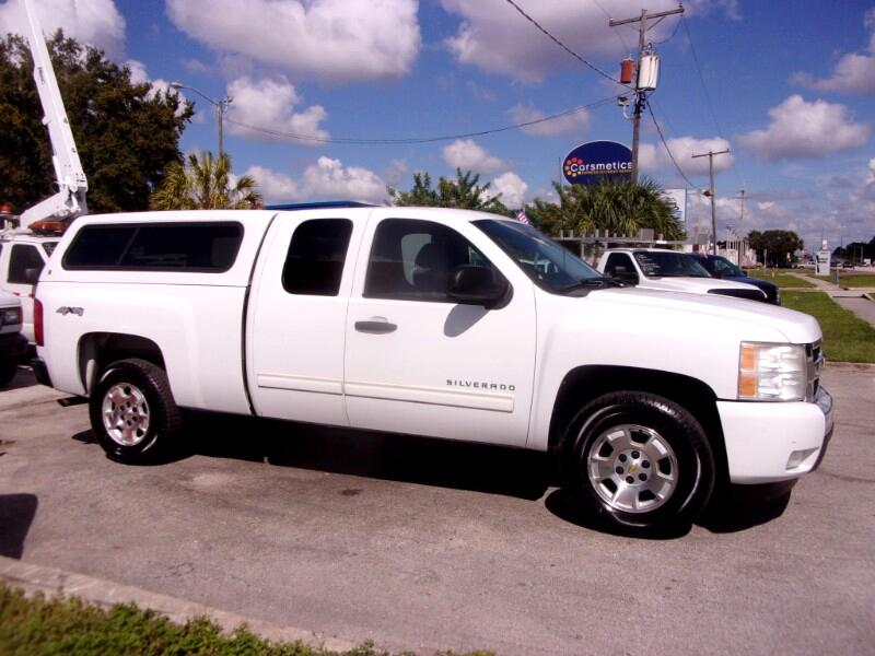 2011 Chevrolet Silverado 1500 LT 4x4 Quadcab 6' Bed
